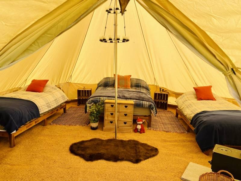 Oak - Bell Tent