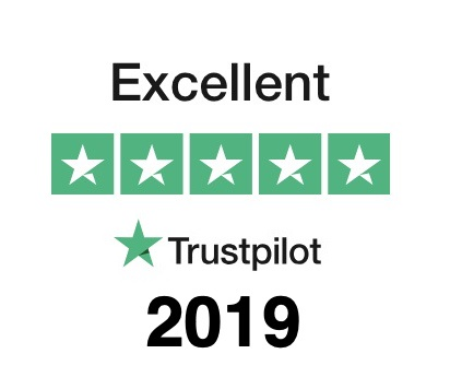 rated excellent on trustpilot for camping bookings in 2019