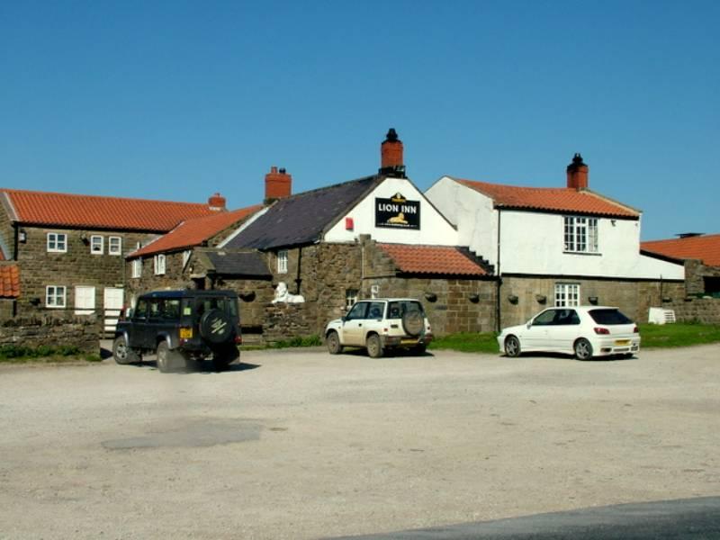 The Lion Inn, Blakey
