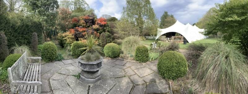 The Walled Garden Campsite Station Road, Moreton, Dorchester, Dorset DT2 8RH