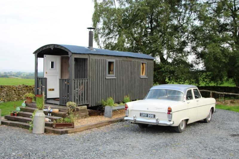 Ali's Little Woodland Wonder Hard Head Farm, Rathmell, nr Settle, North Yorkshire, BD240LJ