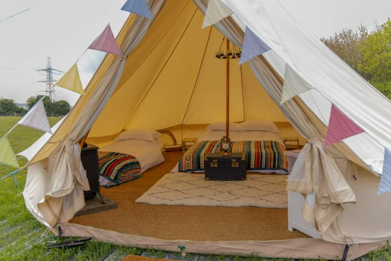 Rigel Bell Tent