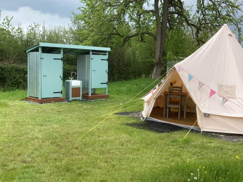 Homestead Glamping and Camping