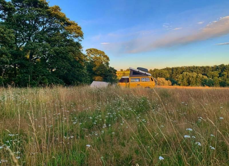 Worfe Camping Worfe camping,Valley Farm , Ryton Shifnal, Shropshire TF11 9JN
