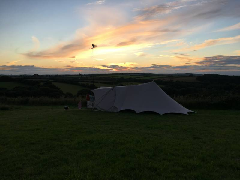 Wild(ish) Camping