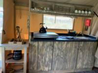 Robin Safari Tent, Sleeps 5