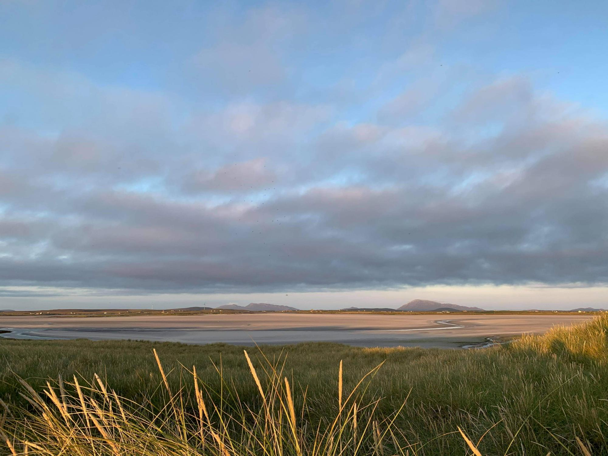 Glamping in Uist – Cool Camping