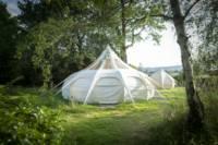 6m Stargazer Tent + 3m Lotus Belle AirBud