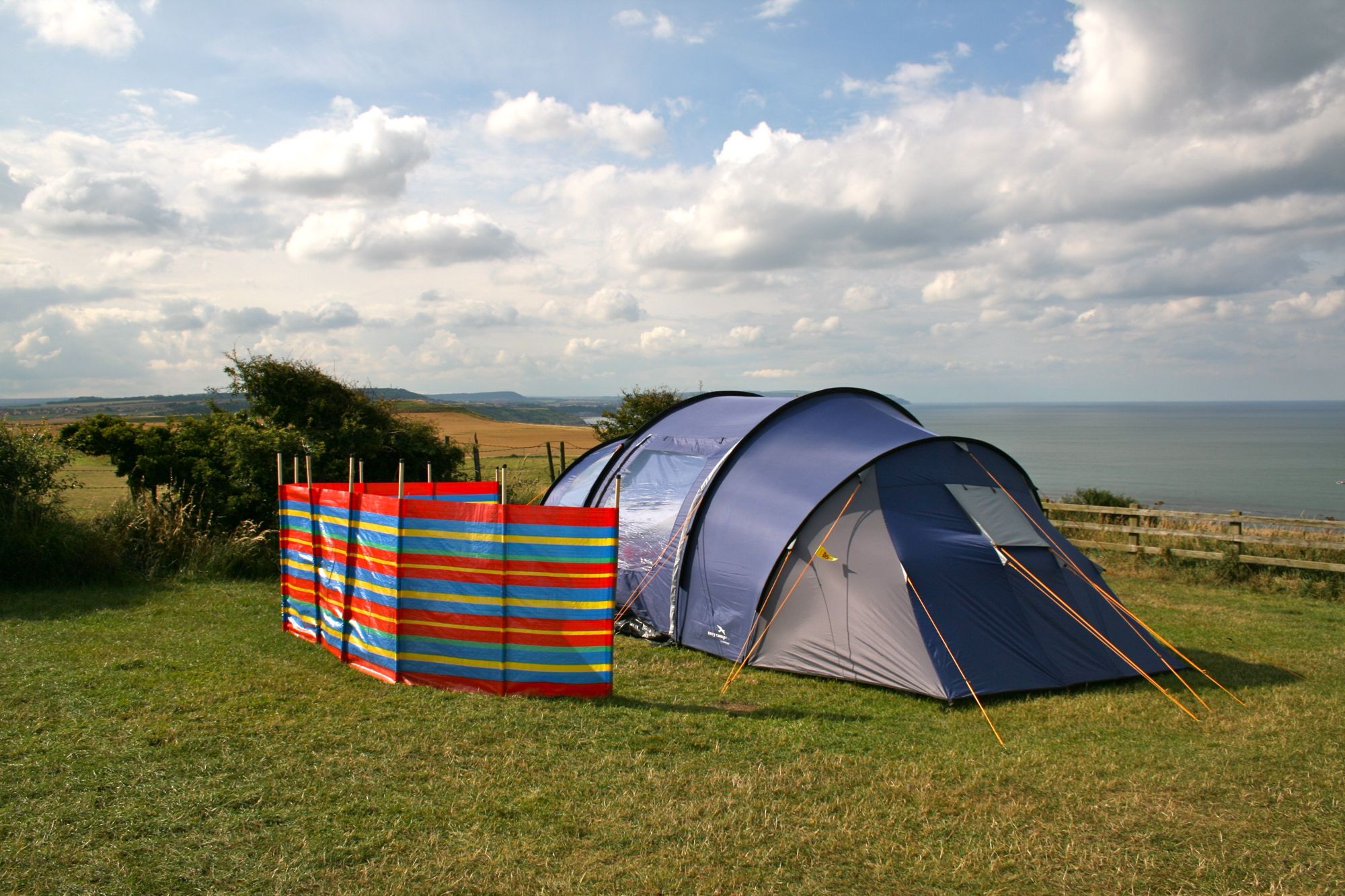 Crows Nest Campsite, Yorkshire