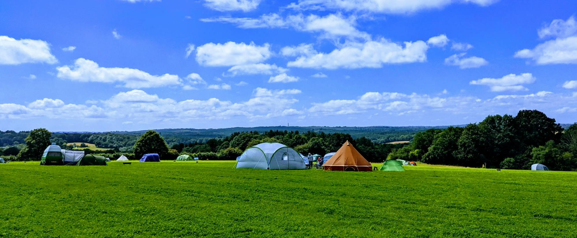 Campsites in Tunbridge Wells – Cool Camping