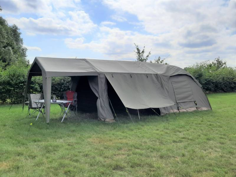 Classic, South African Safari Tent