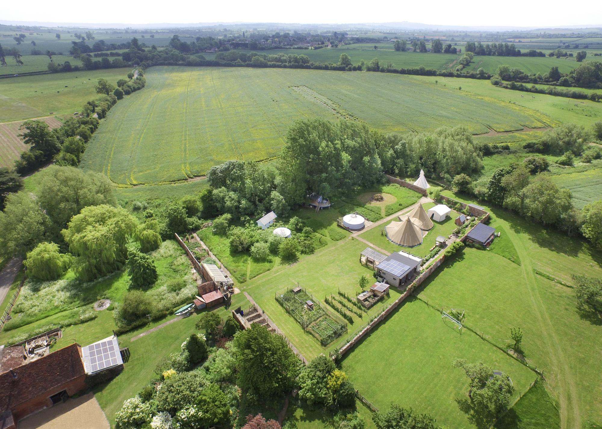 Talton Lodge Barn