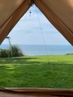 Bell Tent Romantic