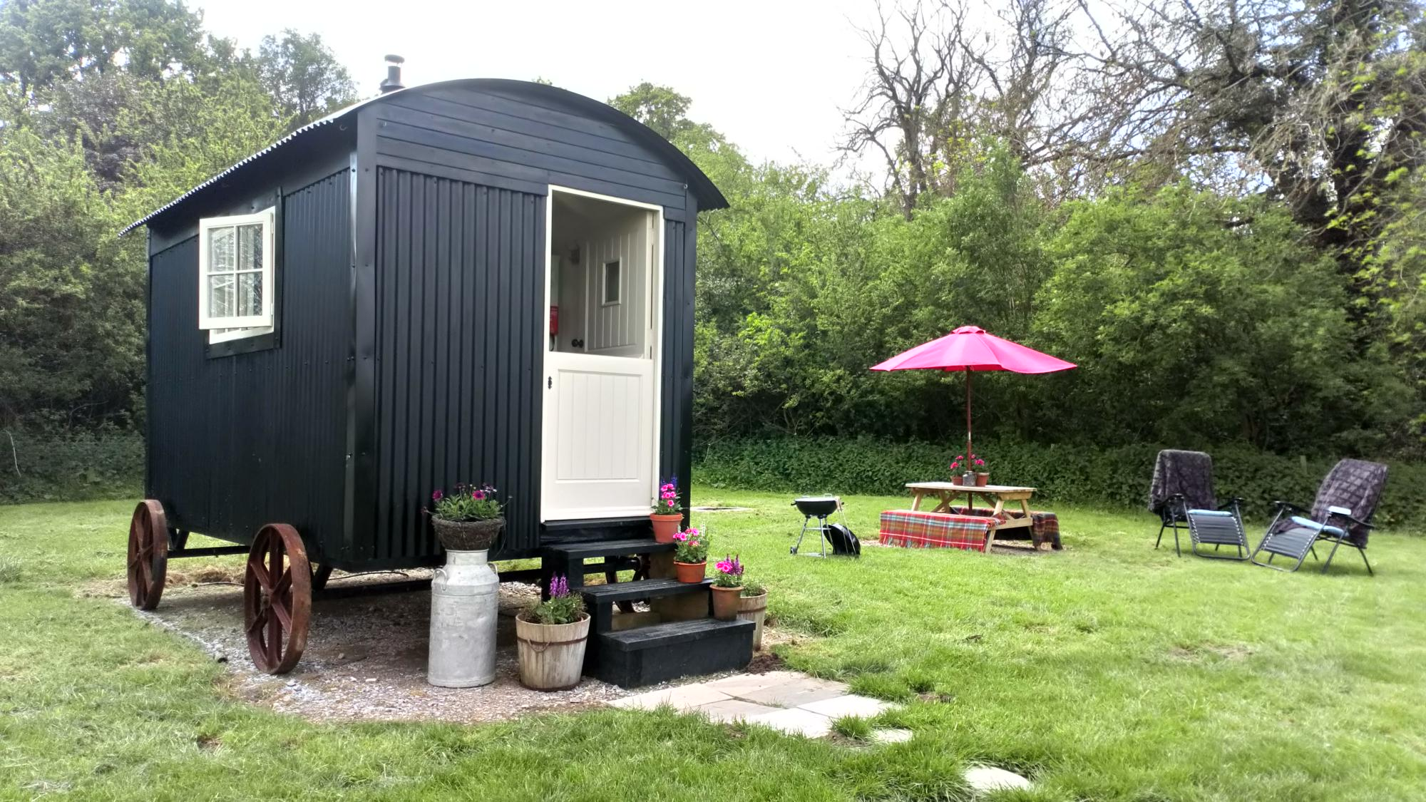 Campsites in England – Glampingly
