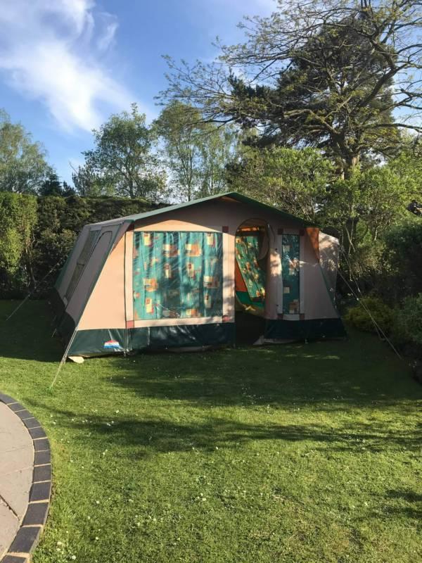 Cabanon Aruba Pre-Pitched Tent