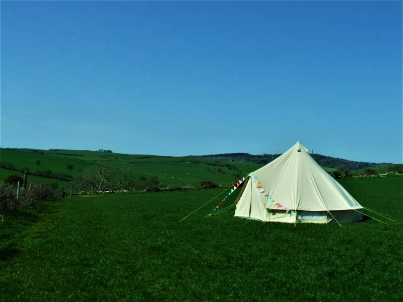 Heather Bell Tent