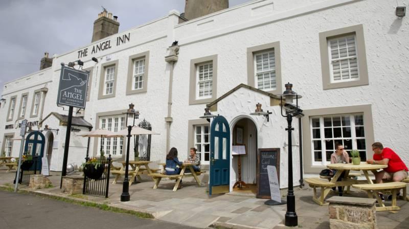 Angel Inn, Corbridge