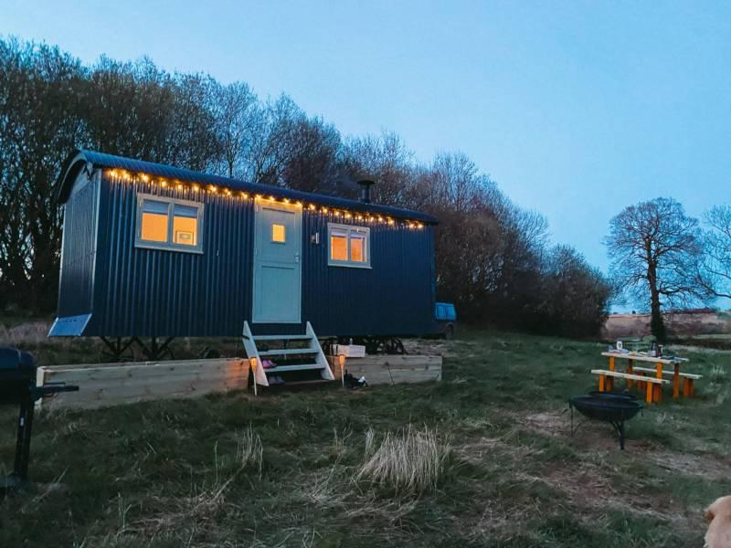 Fat Pheasant Shepherd Huts