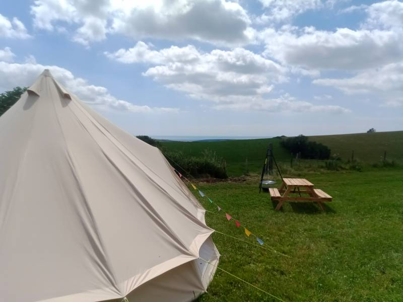 Goldfinch Bell Tent