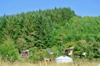 Luxurious Yurts in Stunning Mountain Location