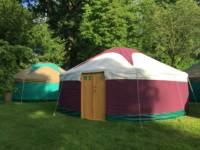 5.25m 4 person yurt