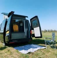 Luxury VW Campervan