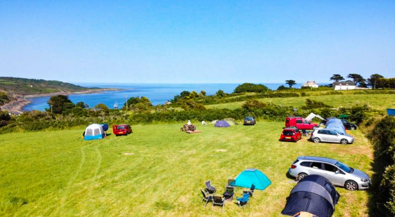 Bay Field - Tent Pitch 51