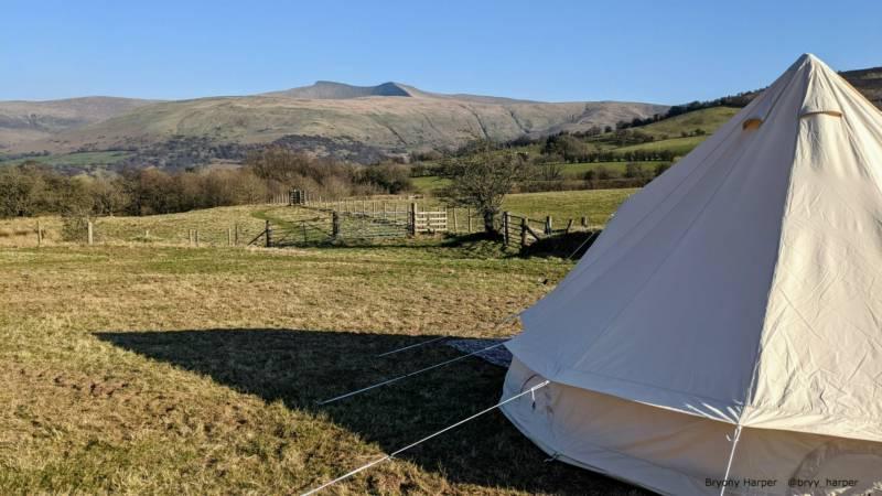 Pwllyn Farm Camping