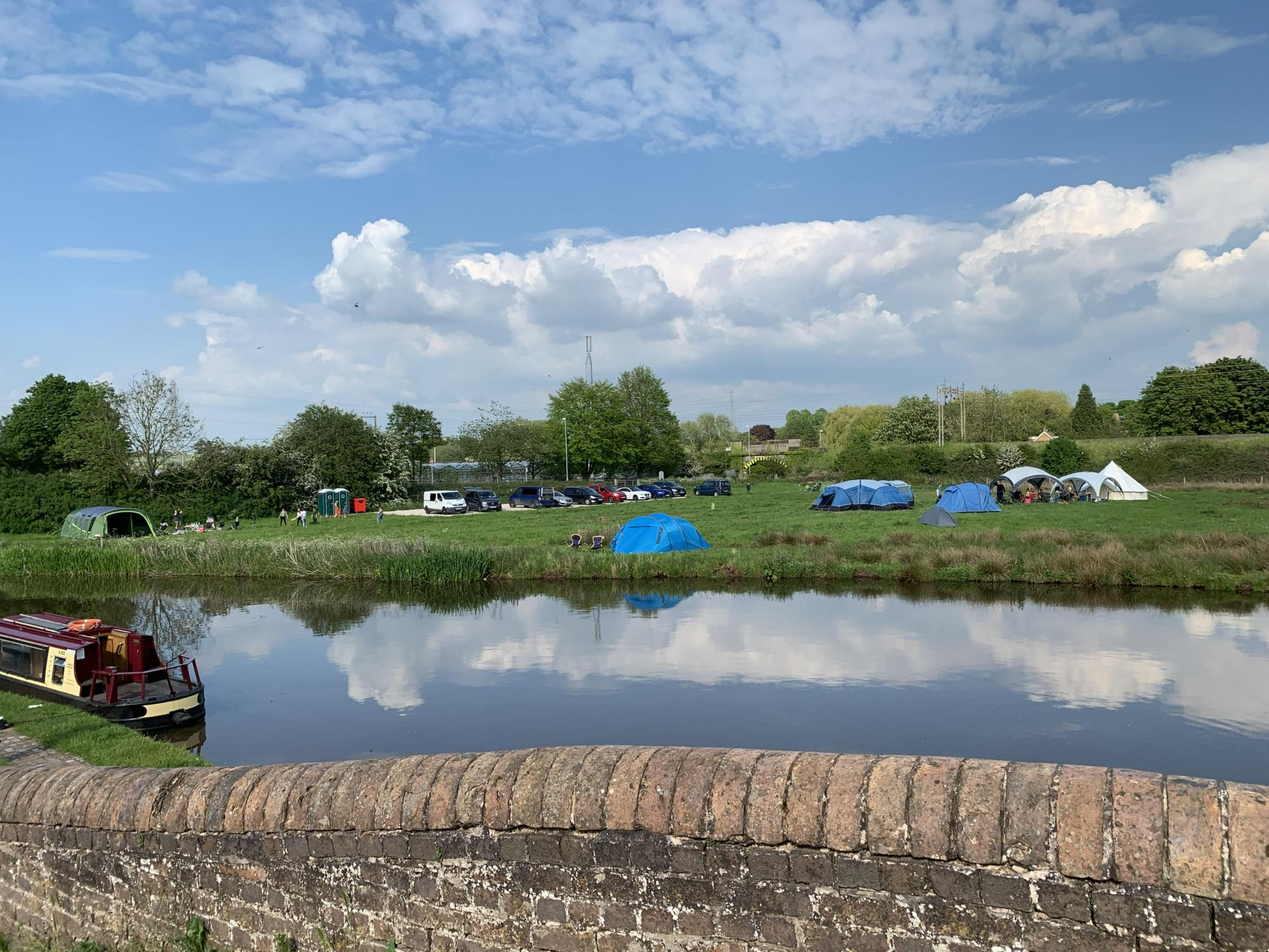 Campsites in Staffordshire – I Love This Campsite