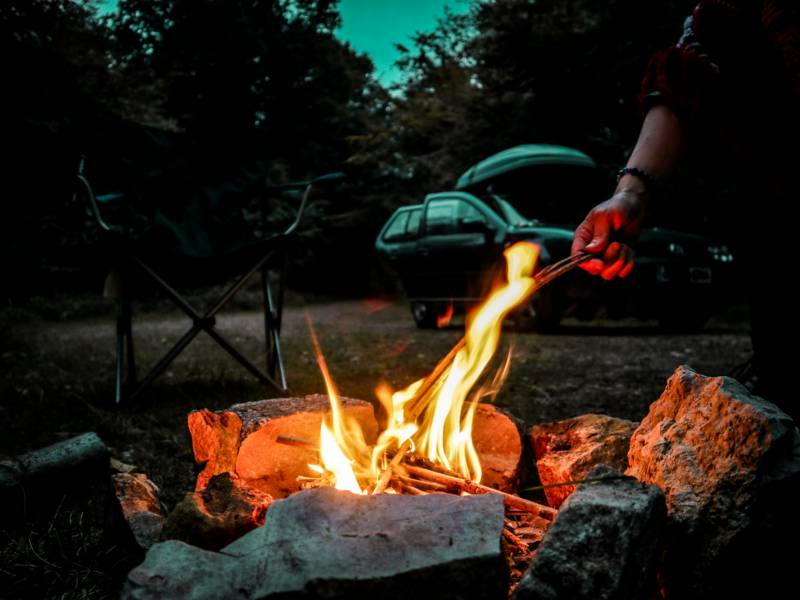 Alby Wild Camping