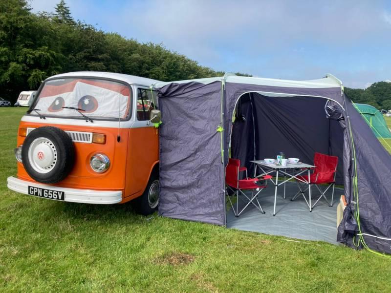 Countryside Campers Norfolk 19 Fakenham Road Beetley Norfolk