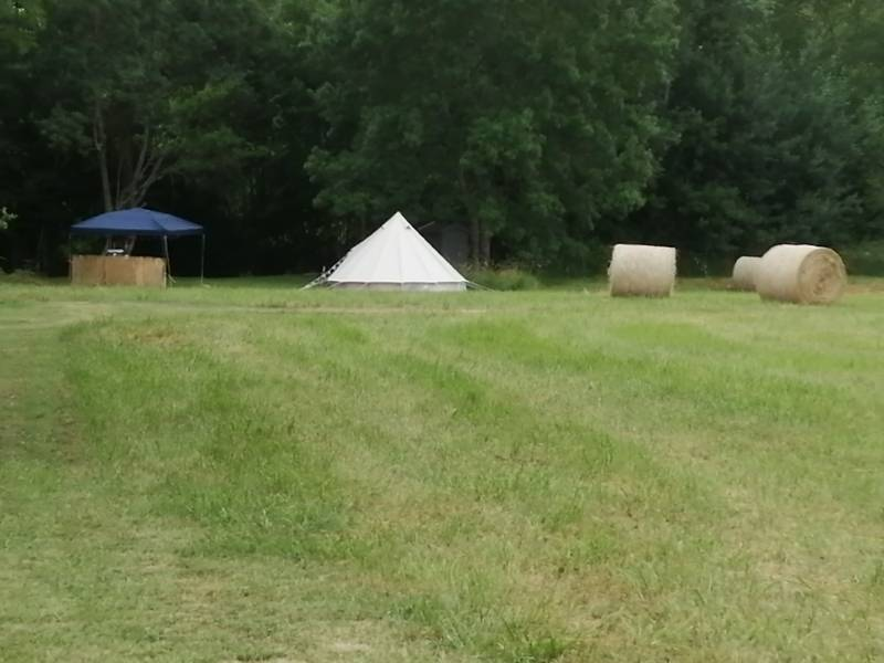 Bell Tent Woodpecker