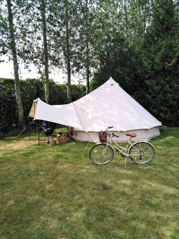 Brakehill Lodge Farm Camping