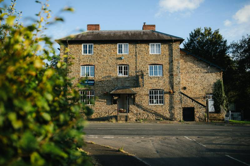 The Powis Arms Campsite The Powis Arms, Lydbury North, Shropshire SY7 8AU