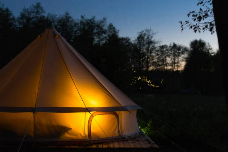 Bell tent - Hereford