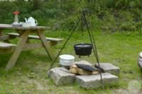 The Bodiam Shepherd's Hut