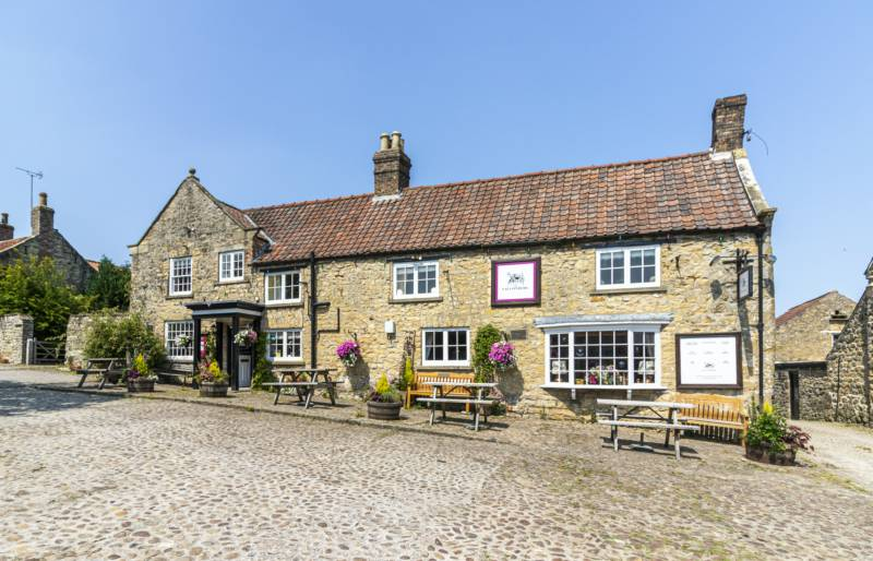 The Fauconberg Thirsk Bank, Coxwold, North Yorkshire YO61 4AD