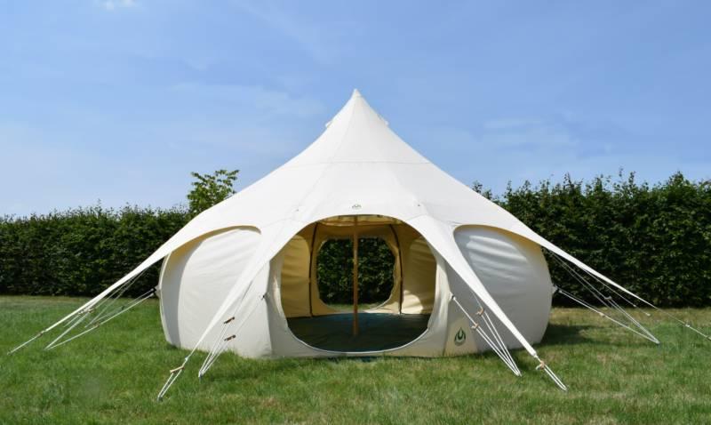Lotus Belle Tent 5m