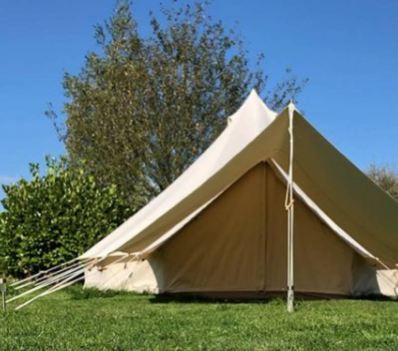 Nettle Tent