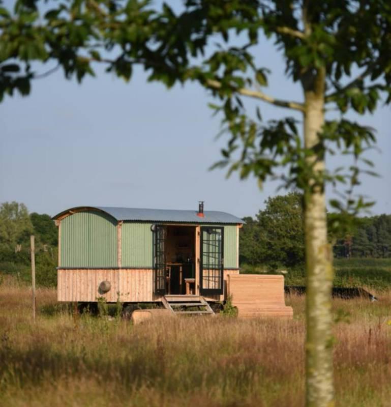 Prairie Skies Salle Moor Farm, Wood Dalling Road, Salle, Norwich NR10 4SB