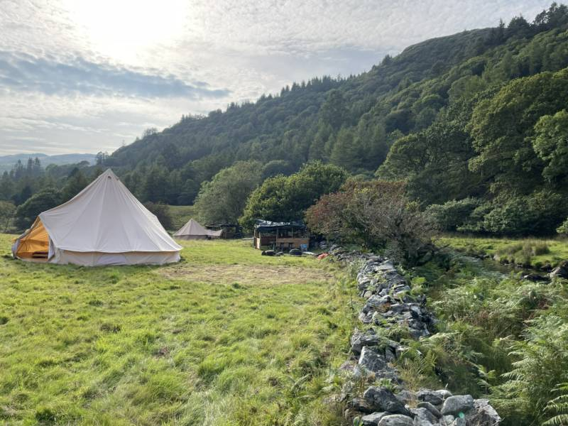 Gyfyng Smallholding Cyfyng, Cwm Pennant, Garndolbenmaen, Gwynedd LL51 9AX