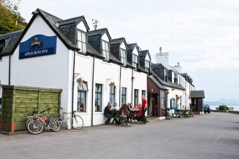 Applecross Inn Shore St, Applecross, Strathcarron, IV54 8LR