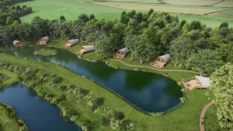Clawford Lakes Clawton, Holsworthy, Devon EX22 6PN