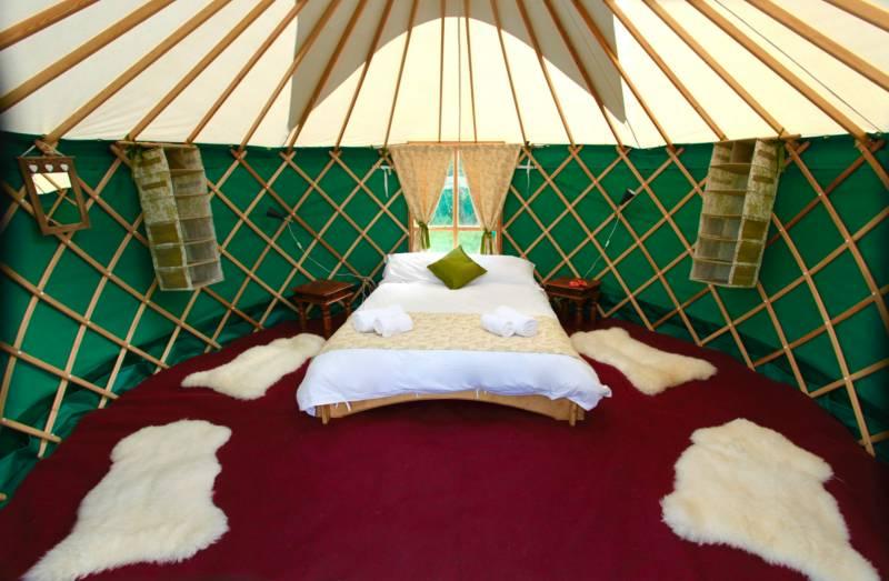 Festival Zen Yurt