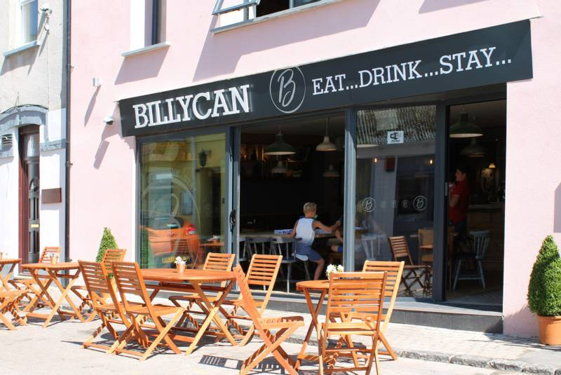 Billycan Lower Frog Street, Tenby, Pembrokeshire SA70 7HS