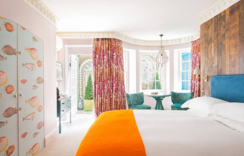 Portobello Hotel 22 Stanley Gardens, Notting Hill, London W11 2NG,