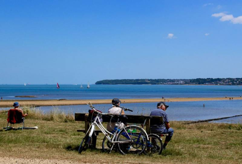 Did you know the New Forest has a coast?