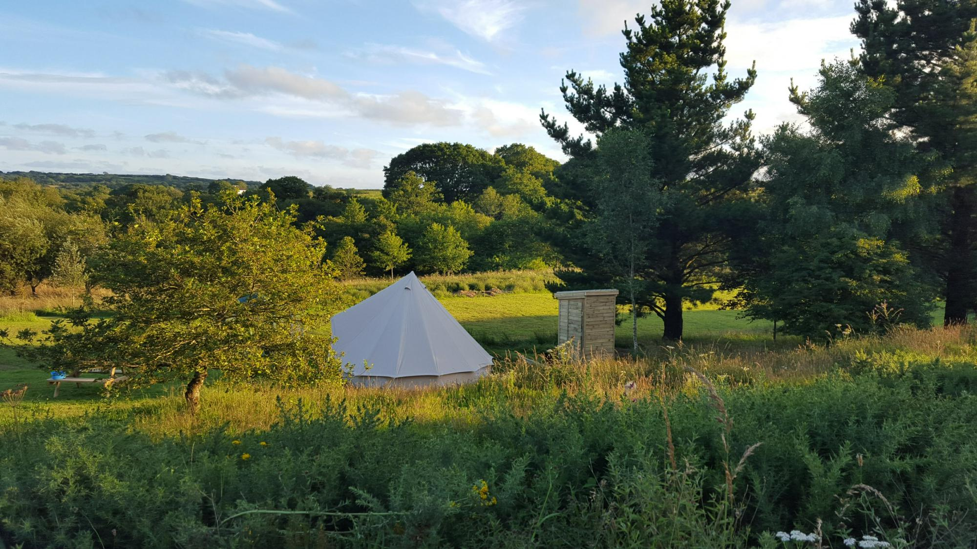 Glamping in UK – I Love This Campsite