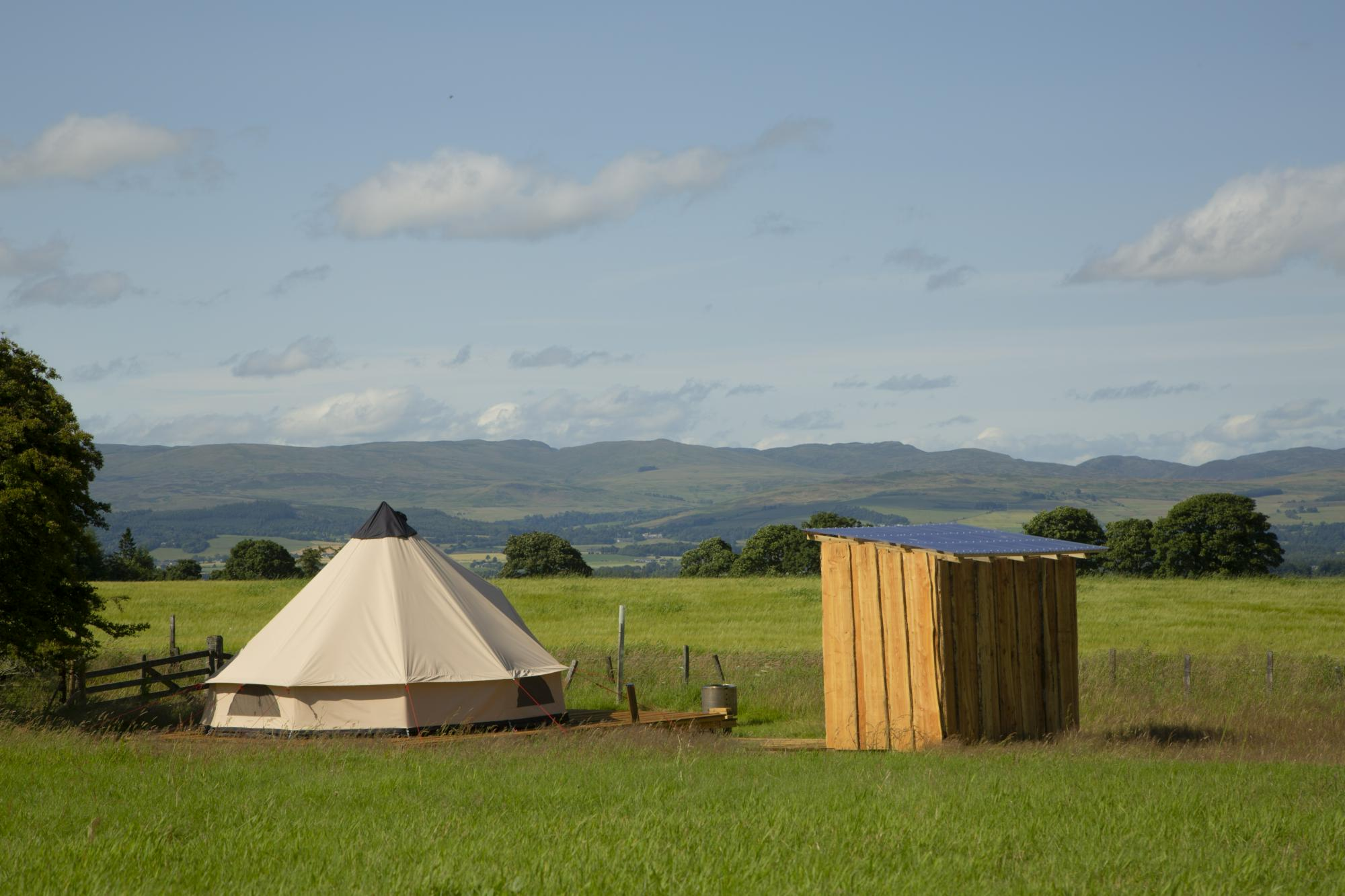 Campsites in Scotland – Glampingly