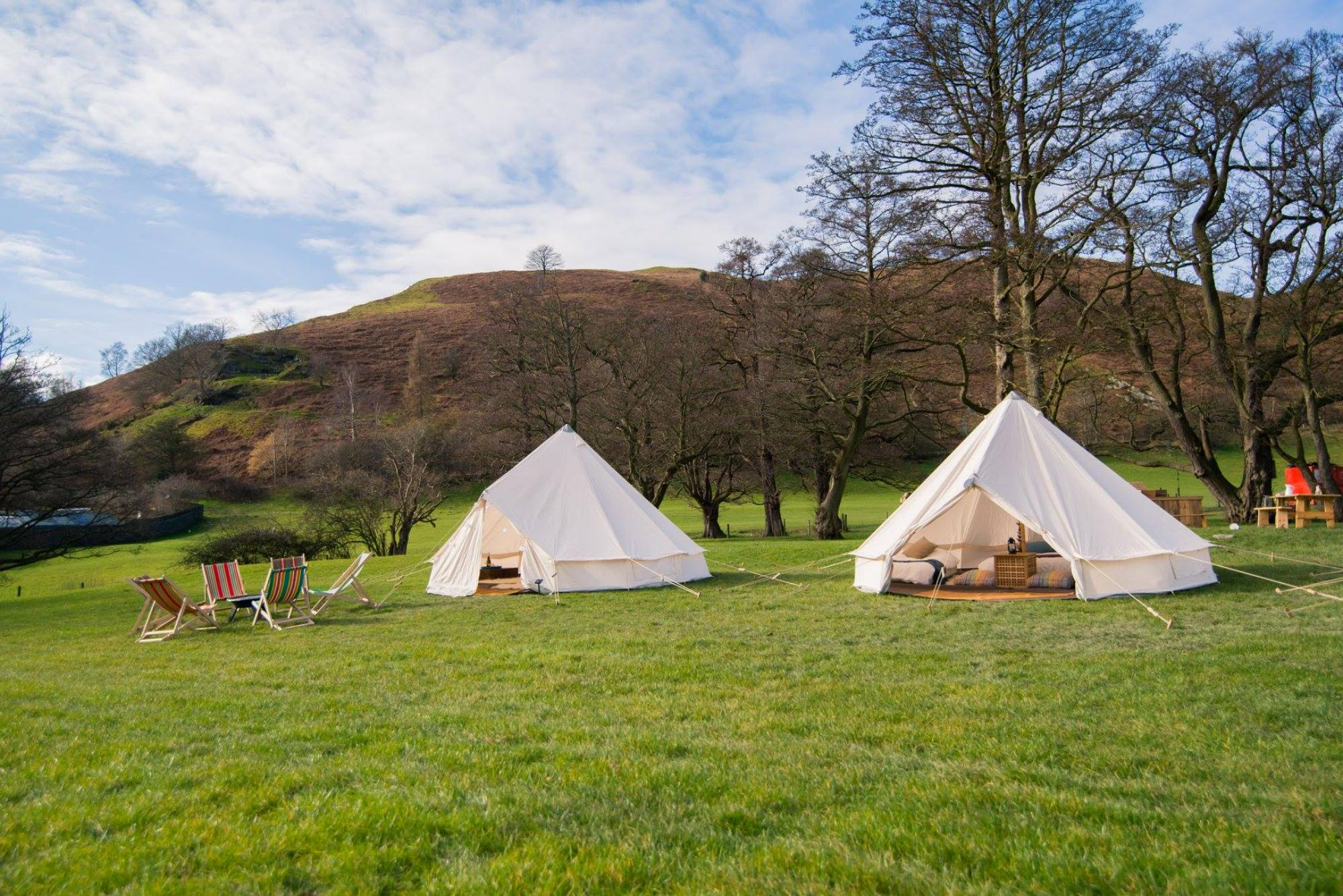 Glamping in Anglesey – Cool Camping
